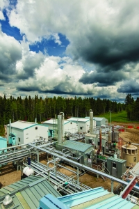 gas compression services canada