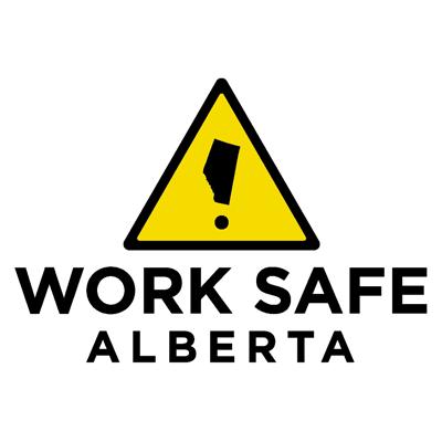 work safe alberta canada logo