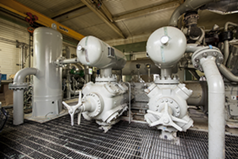 Used Gas Compressor for Sale