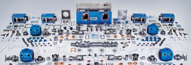 finding ariel compressor parts online rh ironline com CNG Compressors Gemini Gemini Compressor Sizing Program