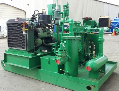 Buy Used Natural Gas Compressor for Sale