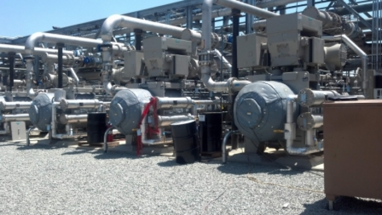 Gas Compression Package Available At Ironline Compression