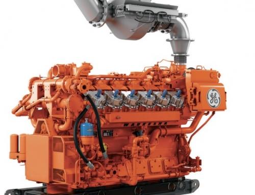 Waukesha 7044 Generator
