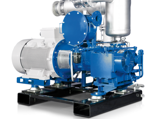 All About Natural Gas Compressor Parts