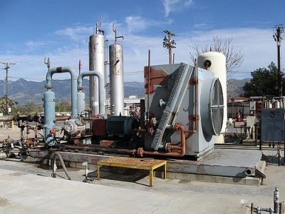 Natural Gas Compressor Parts