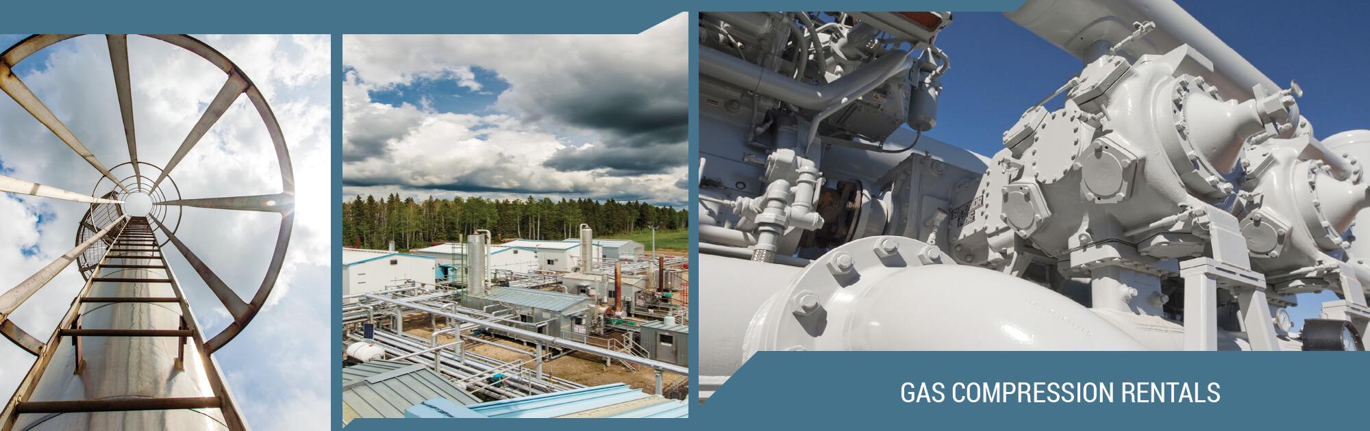 Gass Compressor Rentals Service