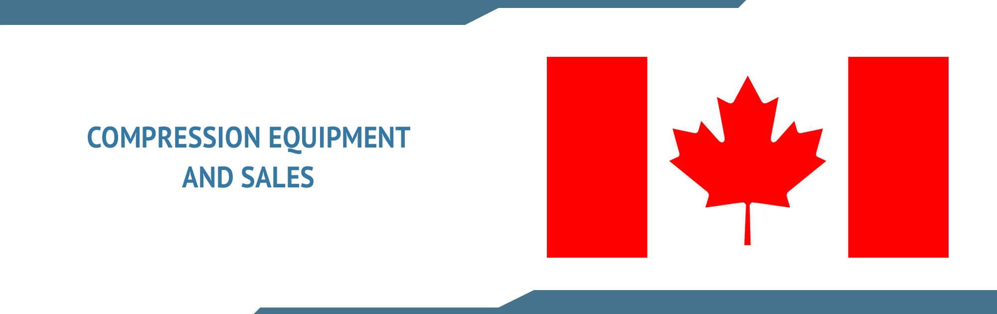 Compression Equipment Sales Canada