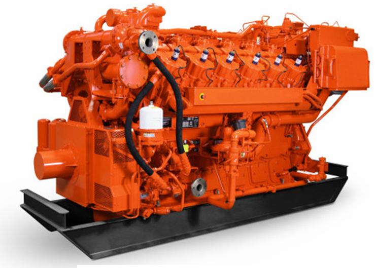 waukesha engine 7044 framework