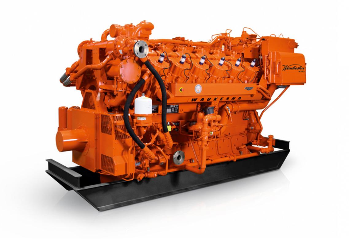 waukesha engine nisku canada