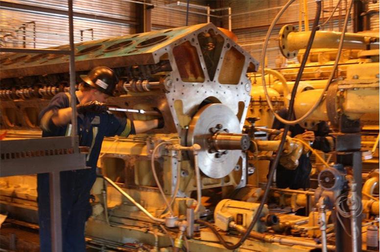 gas compressor retrofit