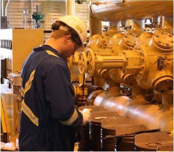 gas compressor parts alberta