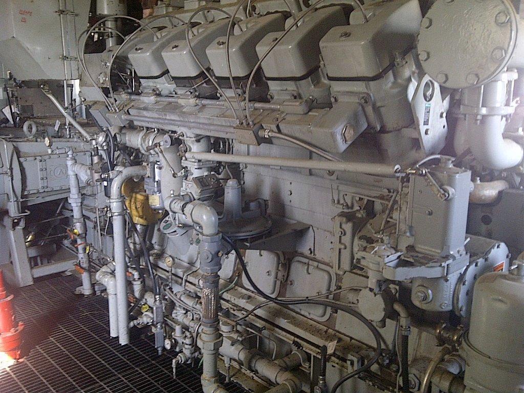 waukesha natural gas compressor