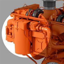 waukesha engine crankshaft breather